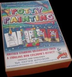 Potty Painting