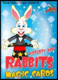 New Hipperty Hop Rabbit Cards
